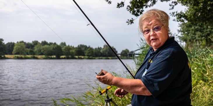 Angeln ist keine Männersache - immer mehr Frauen in Deutschland gehen angeln!